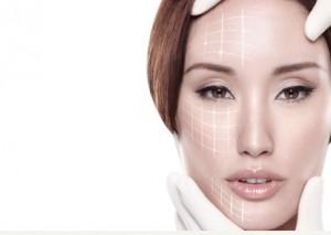 Căng da mặt bằng chỉ giúp da căng mịn tự nhiên.