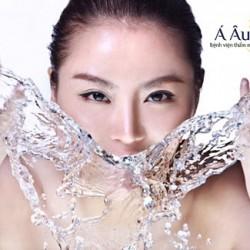 Rửa mặt thật sạch trước khi thoa kem dưỡng da
