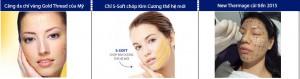 Các phương pháp căng da mặt hiện nay