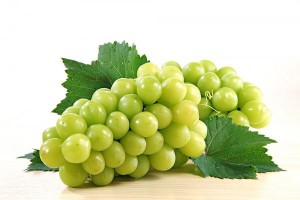 Nho chứa nhiều vitamin và chất chống lão hóa