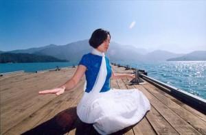 Sống thoải mái, lạc quan, điềm tĩnh là bí quyết làm đẹp da mặt của phụ nữ Nhật