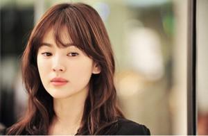 Song Hye Kyo sở hữu làn da đẹp nhờ mặt nạ mật ong+ lòng trắng trứng