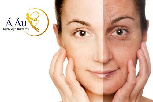 Công nghệ trẻ hóa da mặt toàn diện là giải pháp ưu việt nhất