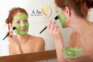 Mặt nạ tự nhiên có tác dụng căng da mặt vô cùng hiệu quả.