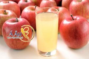 Nước ép táo có khả năng chống nhăn, căng da mặt hoàn hảo