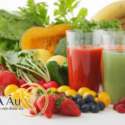 Những thực phẩm và nước uống thanh mát có lợi cho da sẽ giúp bạn hạn chế chứng lão hóa da mặt.
