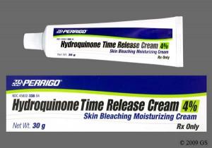 Hydroquinone bị cấm ở Châu âu do có khả năng gây ung thư