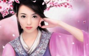 Từ Hy Thái Hậu sử dụng bài thuốc Cúc Hoa diệu linh để chăm sóc da